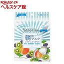 【企画品】サボリーノ 目ざまシート フレッシュ果実のホワイトタイプ(5枚)