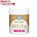 ロッテ キシリトールホワイト グレイスグレフル ファミリーボトル(143g)