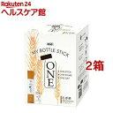 ショッピング麦茶 AGF マイボトルスティック ワン むぎ茶(35本入*2箱セット)