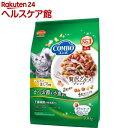 コンボ まぐろ味 かつおぶし 小魚添え(140g*5袋入)【...