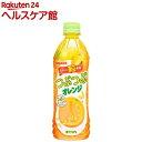 サンガリア つぶつぶオレンジ(500ml*24本入)【spts1】