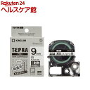 テプラ・プロ テープカートリッジ 耐熱ラベル 白 9mm SN9K(1コ入)【テプラ(TEPRA)】