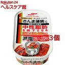 マルハニチロ 機能性表示食品 減塩さんま蒲焼(100g*3コセット)【slide_c5】[缶詰]