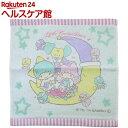 林 キキララ メルヘントイ プチタオル PE205400(1枚入)