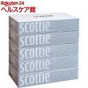 スコッティティシュー(400枚(200組)*5箱パック)【ス...