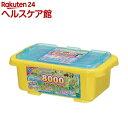 AQ-291 アクアビーズ 8000 ビーズコンテナ どうぶついっぱいセット(1セット)【アクアビーズ】