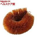 富士商 銅の力シリーズ 抗菌タワシ F8363(1コ入)