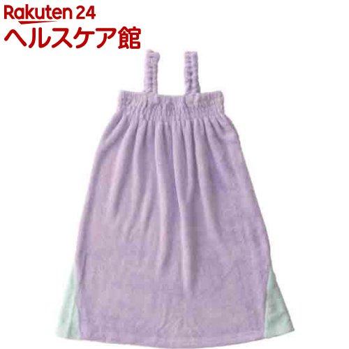 カラリ 吸水ワンピース パープル(1コ入)【カラリ(carari)】