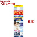 加湿器の除菌タイム 液体タイプ(1000ml 6コセット)【spts0】