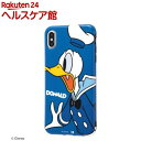 iPhone XS Max TPUソフトケース CoLorap ドナルド IN-DP19CP1/DD(1コ入)【イングレム】