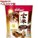 ケロッグ 玄米フレーク きなこ黒糖 袋(200g)【kxx】