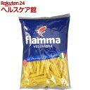 フィアマ ペンネリガーテ(500g)【フィアマ】