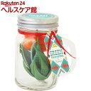 カメヤマキャンドル グリーンフローティングセット オレンジ(1コ入)