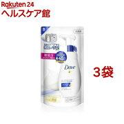 ダヴ ビューティモイスチャークリーミー泡洗顔料 詰替え用(140mL*3コセット)【ダヴ(Dove)】