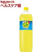 C.C.レモン リフレッシュゼロ(1.5L*8本入)【CCレモン】[炭酸飲料 1500mL CCレモン シーシーレモン]【送料無料】