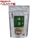 ショッピング抹茶 おけいこ用抹茶(100g)