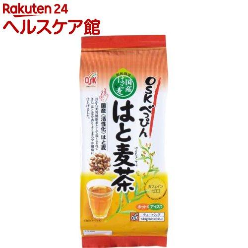 OSK べっぴんはと麦茶(6g*24袋入)