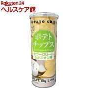 ポテトチップス サワークリーム&オニオン味(80g)