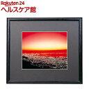 フジカラー ワイドマットフレーム M5000 4切 ブラック アクリル(1コ入)【送料無料】