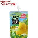 ぷるんと蒟蒻ゼリー スタンディング 瀬戸内レモン(130g*8個入)【ぷるんと蒟蒻ゼリー】