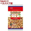 【訳あり】ミックスナッツ(6袋入)【共立食品】