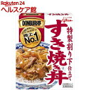 DONBURI亭 すき焼き丼(170g)...