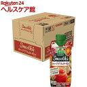 カゴメ 野菜生活100 Smoothie オレンジざくろ&ヨーグルトMix(330ml*12本入)【spts1】【野菜生活】