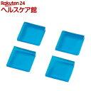 Digio2 テレビ用耐震ジェル TB-V01(4枚入)【Digio2】