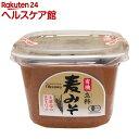 オーサワ 有機立科麦みそ カップ(750g)【オーサワ】