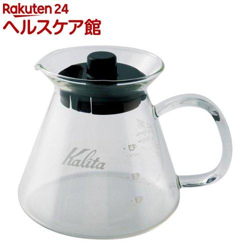 カリタ コーヒーサーバー 500サーバーG500cc(1コ入)【カリタ(コーヒー雑貨)】