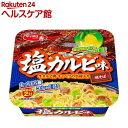 サッポロ一番 塩カルビ味焼そば ケース販売 109X12