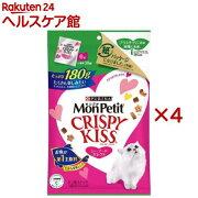 モンプチ クリスピーキッス シーフードセレクト(180g*4コセット)【モンプチ】