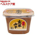 オーサワ 有機立科玄米みそ カップ(750g)【オーサワ】