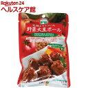 三育フーズ トマトソース野菜大豆ボール(100g)【spts2】