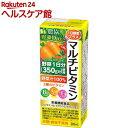 農協 野菜Days 1日野菜プラス マルチビタミン(200ml 12本入)