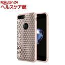 マッチナイン iPhone8PLus/7PLus スケル インディアンピンク MN89064i7SP(1コ入)【MATCHNINE(マッチナイン)】