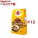 ペディグリー 成犬用 ビーフ&チキン&緑黄色野菜(70g*3...