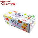 日本技研工業 Pack Do マチ付きポリ袋 エンボス加工 PD-F200(200枚入)