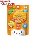 乳歯期からお口の健康を考えた 口内バランスタブレット DC+ もぎたてオレンジ味(60粒入)【テテオ(teteo)】