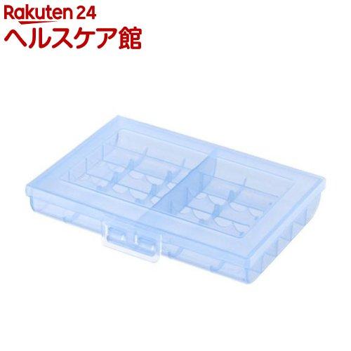 サンワサプライ 電池ケース 単3形 単4形対応 ブルー DG-BT5BL(1コ入)【サンワサプライ】