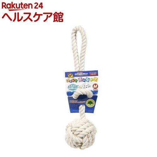 ドギーマン コットンボーループ(Mサイズ)【ドギーマン コットンシリーズ】