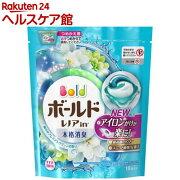 ボールド 洗濯洗剤 ジェルボール3D 爽やかプレミアムクリーンの香り 詰め替え(18コ入)【ボールド】[ボールド 詰め替え]