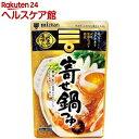 ミツカン 〆まで美味しい 寄せ鍋つゆ ストレート(750g)...
