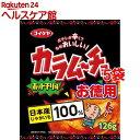 【訳あり】湖池屋 カラムーチョチップス ホットチリ味(126g*5コセット)【湖池屋(コイケヤ)】