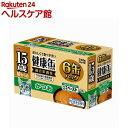 15歳からの健康缶 6P とろとろペースト かつお(1セット)【健康缶シリーズ】