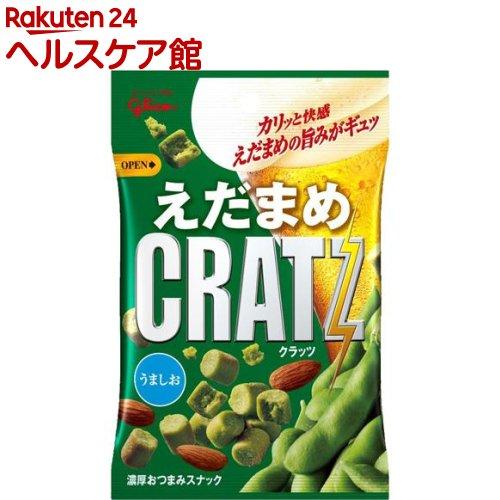 グリコ クラッツ 枝豆(42g)【クラッツ】