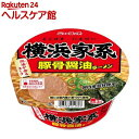 横浜家系豚骨醤油ラーメン(12コ入)【ニュータッチ】