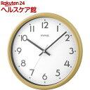 マグ 電波掛時計 トルテ W-768 N-Z(1台)【マグ】