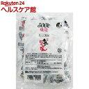 播州赤穂のにがり塩 焼塩小袋(1g*100コ入)