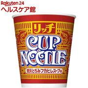 日清カップヌードル リッチ 贅沢とろみフカヒレスープ味(78g*12食入)【カップヌードル】